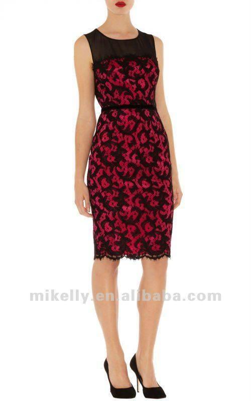 vestidos cortos y sexys 2012