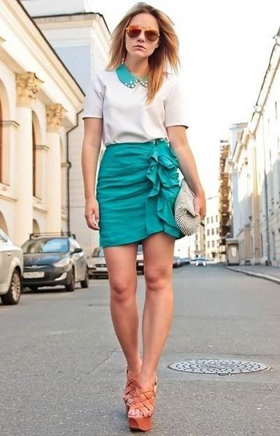vestidos atractivos de diario