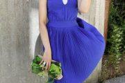 Nuevos modelos de vestidos para asistir a una boda por la tarde