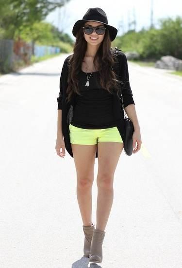 ropa casual de verano