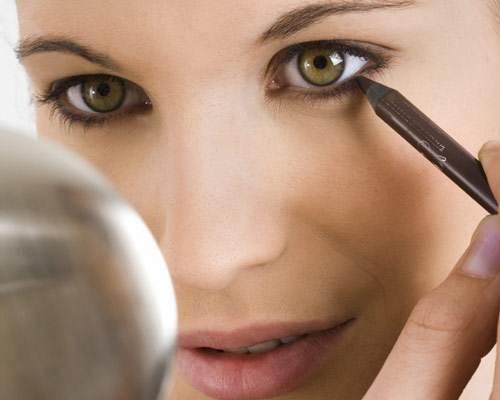 maquillaje de moda para ojos