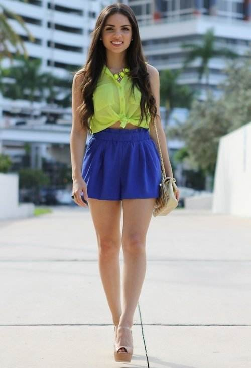 fotos de minifaldas: