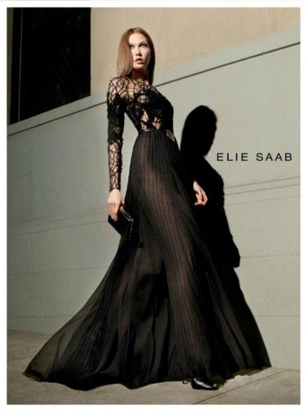 Hermosos vestidos de lujo para fiestas 2012