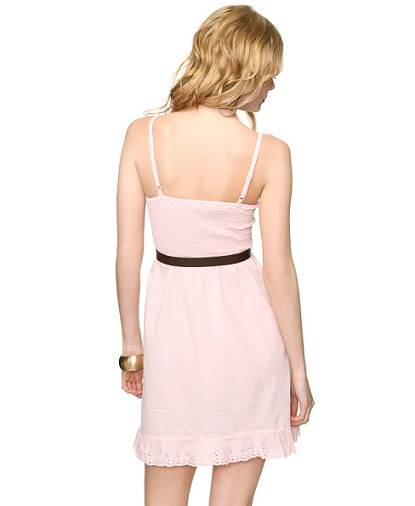 vestidos de colores elegantes