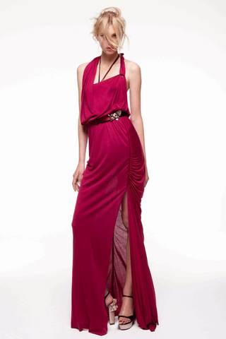vestidos modernos de noche