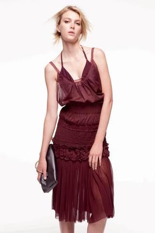 Modernos vestidos largos y cortos para toda ocasión