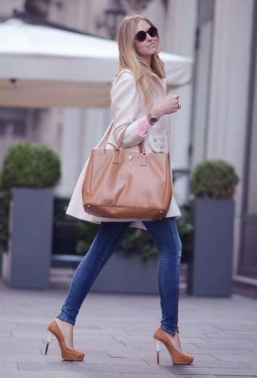 jeans casuales de colores
