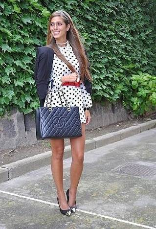 vestidos modernos de oficina