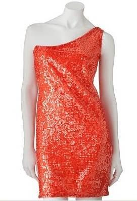 vestidos asimétricos de colores