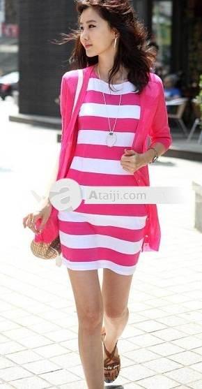 vestidos floreados de moda 2012