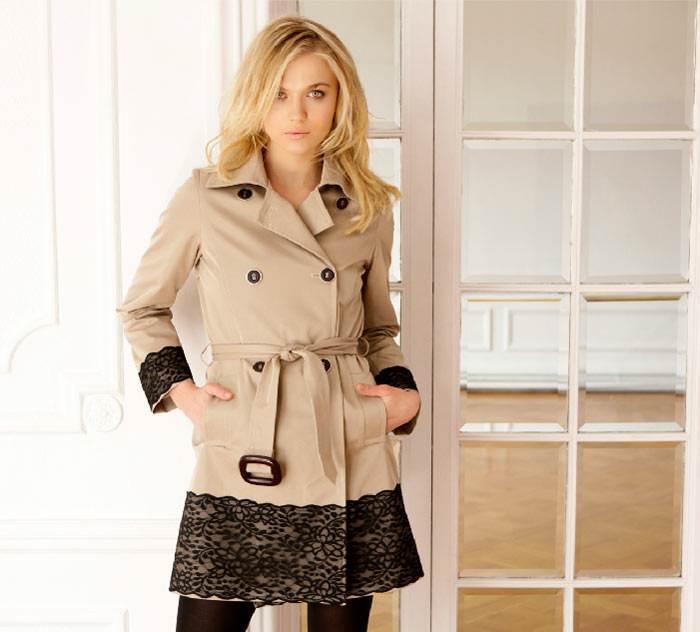 abrigos largos para mujeres