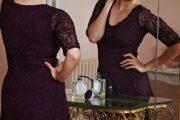 Trajes elegantes para gorditas de moda 2013