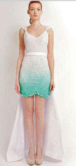 Vestidos de fiesta de moda 2013