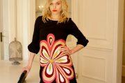 Preciosos vestidos elegantes de invierno 2013