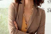 Trajes elegantes 2013 para la oficina