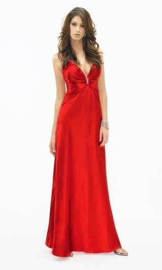 Vestidos largos y preciosos para ir de bodas | AquiModa.com