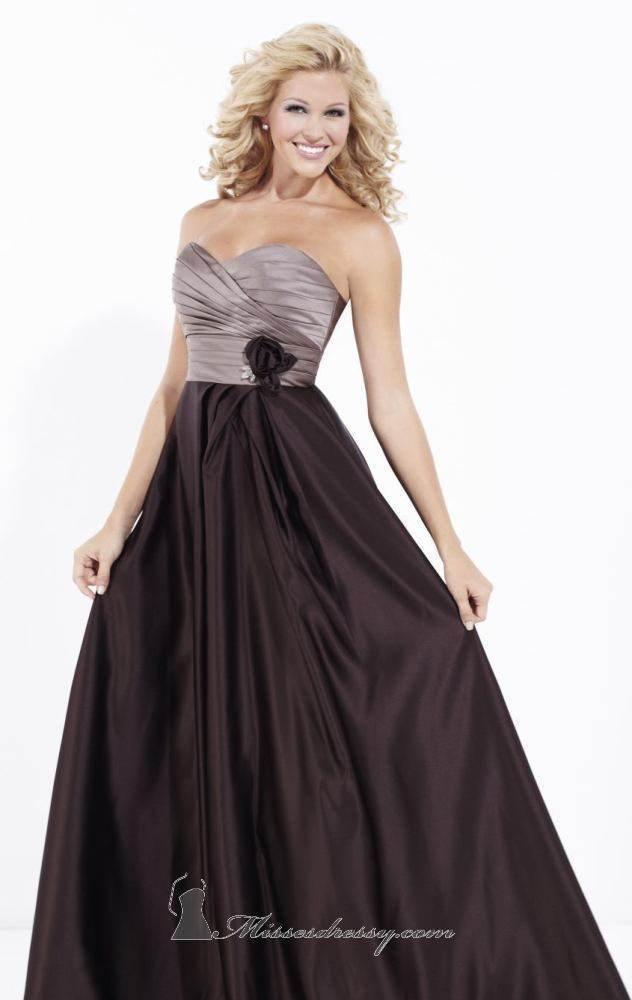 Maravillosos vestidos largos para invitadas de bodas