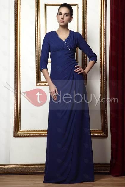 2dd0e36757895 Vestidos de fiesta ideales para señoras