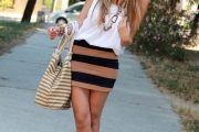 Minifaldas con estampados muy divertidos