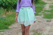 Elegantes prendas femeninas para el día a día