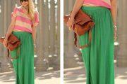 Cómo llevar las faldas largas