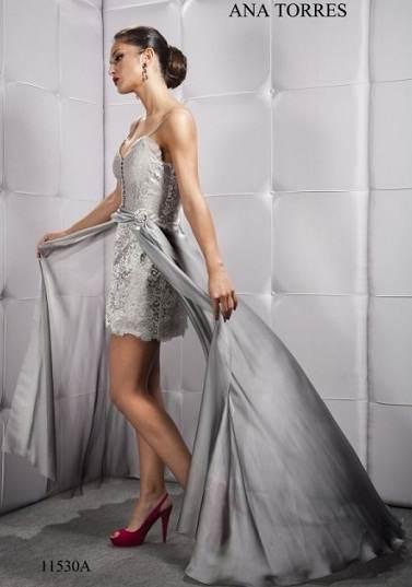 Hermosos modelos de vestidos espectaculares de fiesta 2013