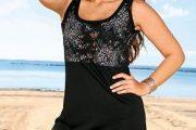 Vestidos veraniegos y de playa para gorditas