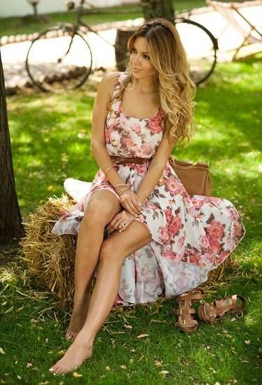 Vestidos de modelos casuales 2013