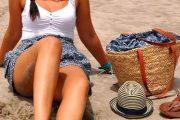 Estilo en la playa: Vestidos playeros 2013