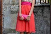 Vestidos hermosos para una boda de día: Mucho color