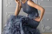 Espectaculares vestidos de noche, exquisitos modelos 2013