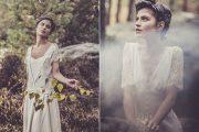 Vestidos de novia para una boda en el campo