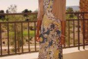 Vestidos largos casuales de moda 2013