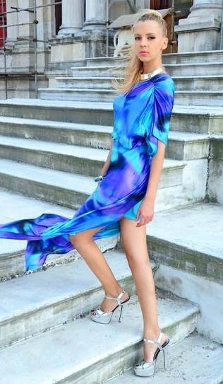Vestidos elegantes para ocasiones especiales