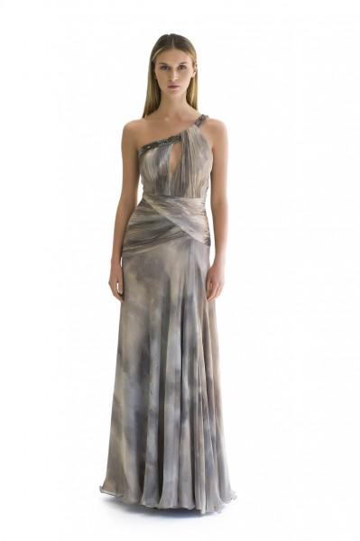 Vestidos cortos y largos para fiestas elegantes 2013