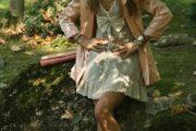 Conjuntos de vestidos y chaquetas elegantes