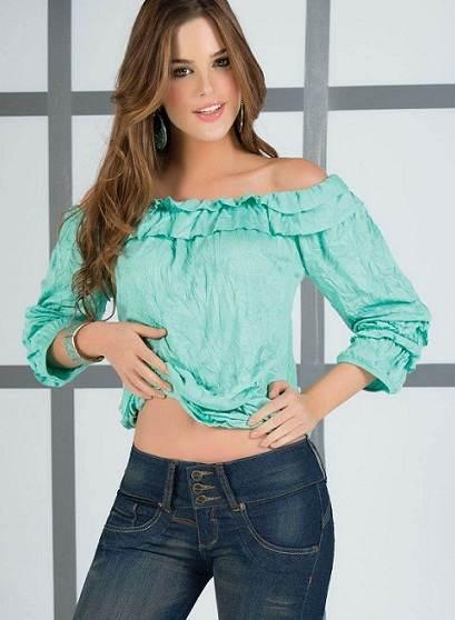 Hermosas blusas para toda ocasión