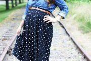 Vestidos de embarazadas para el día a día