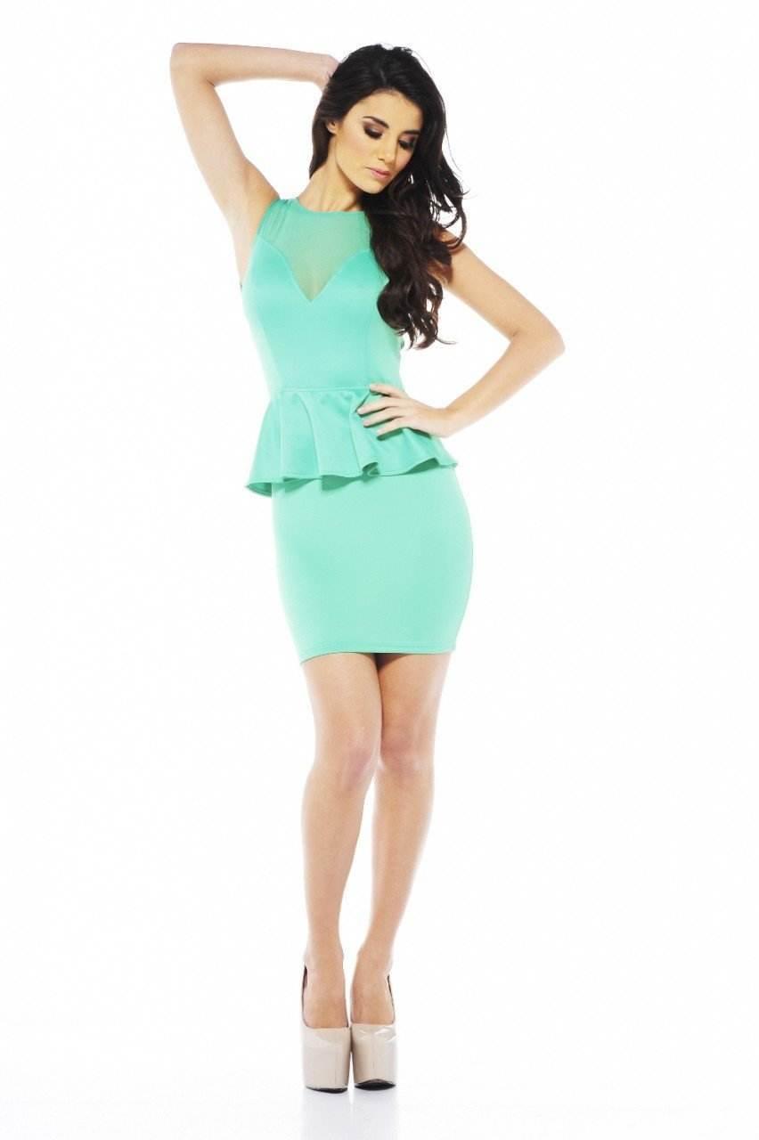 de estos vestidos para fiestas estilo peplum 2013 no te la pierdas