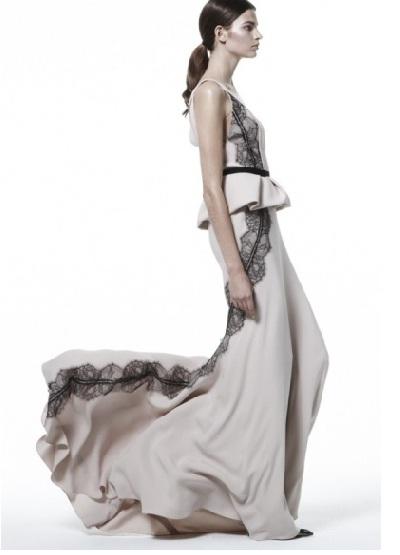 Vestidos de fiesta Otoño – Invierno 2013, hermosos modelos