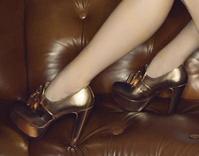 Zapatos de fiesta colección otoño/invierno 2013