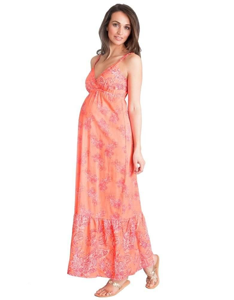 b3d6d51e3a Vestidos maternos para cualquier ocasión