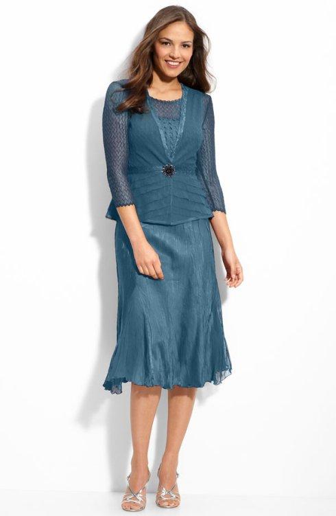 Vestidos de fiesta ideales para señoras