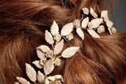 Accesorios para peinados de novia 2013