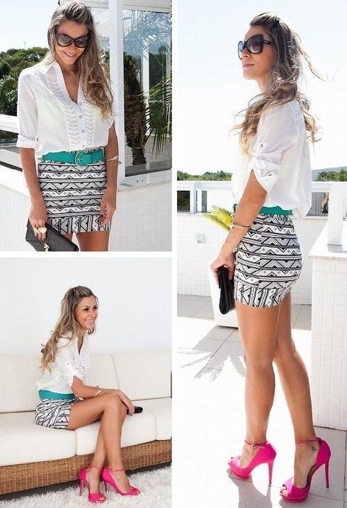 Faldas de Moda. Largas, cortas o tres cuartos. Anchas, entubadas o plisadas. Cualquiera que sea tu estilo de falda favorito asegúrate de elegir y combinar siempre esta prenda de la mejor manera.