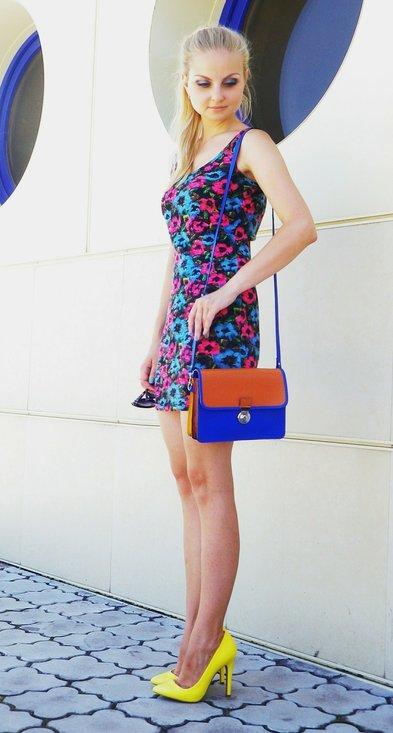 Vestidos con estampados de flores