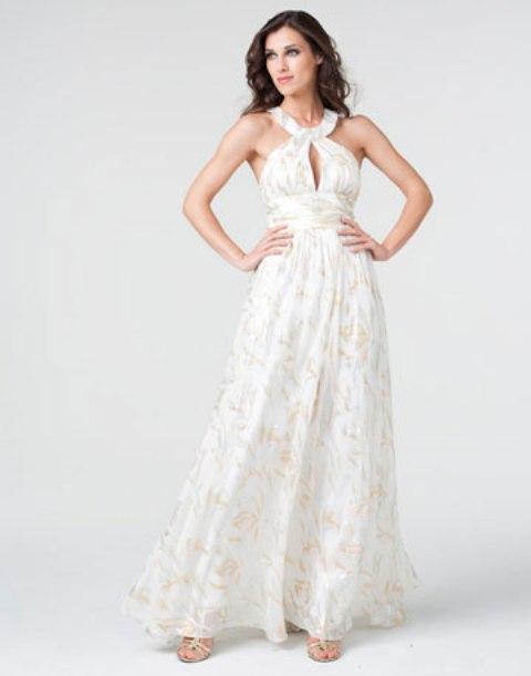 Vestidos Blancos Para Fiestas Aquimodacom