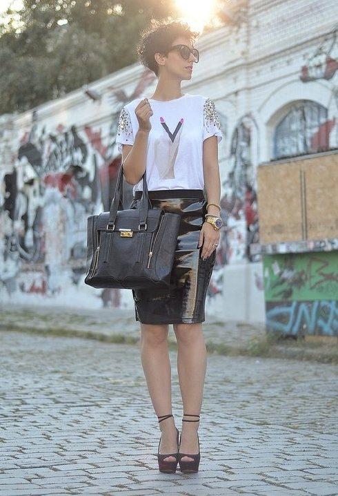 Vestidos modernos para lucirnos de día