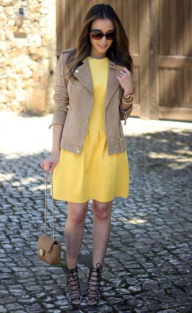 Looks elegantes con chaquetas