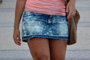 Minifaldas para gorditas: Moda 2013
